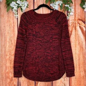 Maurices Pocketed Cable Knit Sweater